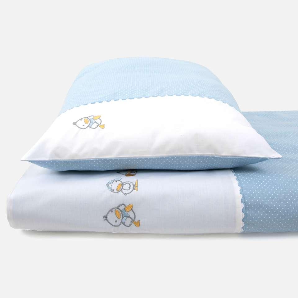 Ducks Blue Sängsett